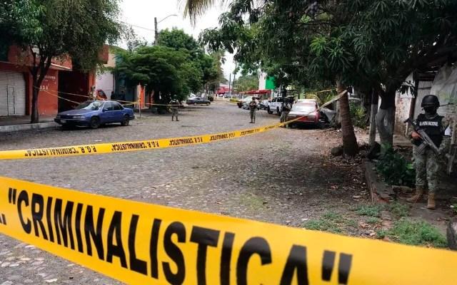 Suman 67 mil 502 homicidios dolosos en lo que va del sexenio de AMLO - Foto de Bertha Reynoso / Noticieros Televisa