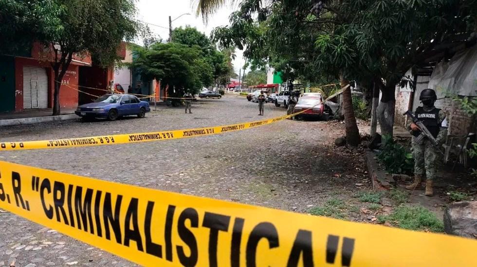 Suman 62 mil 850 homicidios dolosos en lo que va del sexenio de AMLO - asesinato juez colima