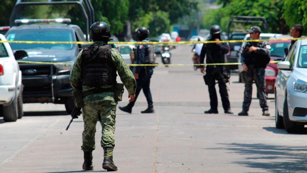 Asesinan en Celaya a cuatro policías en 24 horas - asesinato policías Celaya Guanajuato