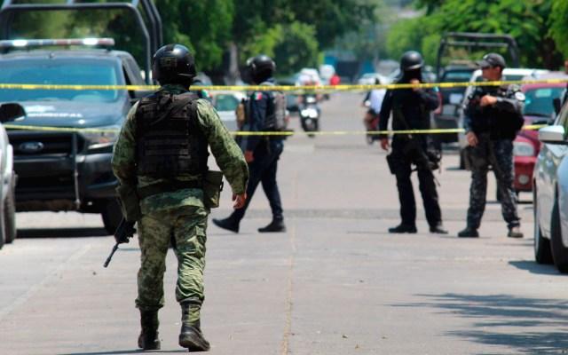 """Llama AMLO a hacer """"una limpia"""" en instituciones de seguridad y justicia de Guanajuato - asesinato policías Celaya Guanajuato"""