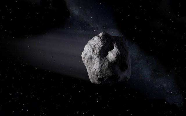 Cinco asteroides pasarán cerca de la Tierra esta semana - Asteroide. Foto de NASA