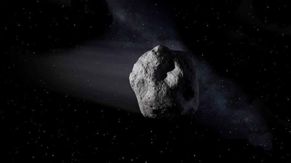Asteroide tuvo el mayor acercamiento a la Tierra, pero pasó desapercibido - Asteroide. Foto de NASA