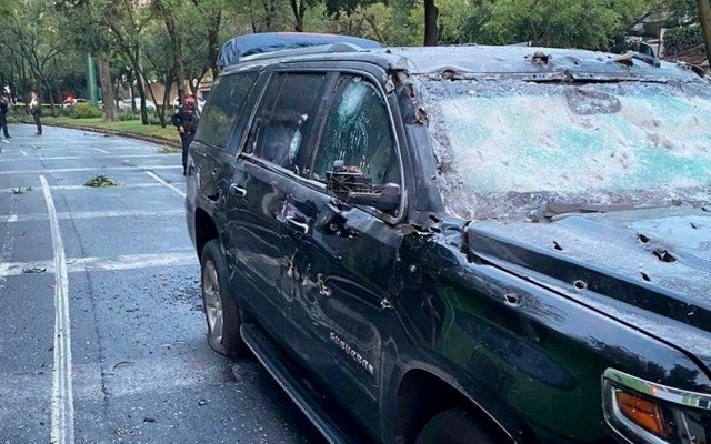 Sufre atentado Omar García Harfuch, secretario de Seguridad Ciudadana de CDMX; hubo muertos, él se encuentra en el hospital - atentado García Harfuch cdmx