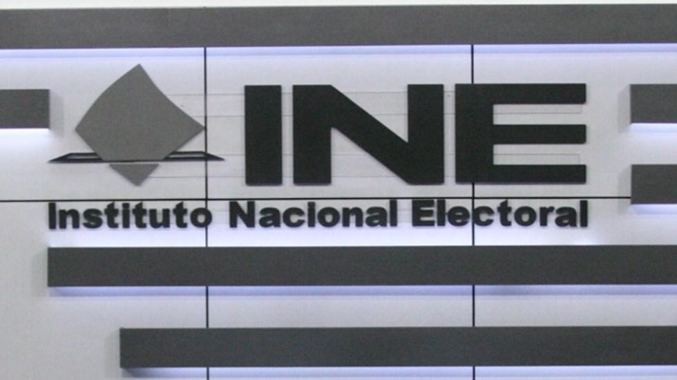 INE se desmarca del 'Bloque BOA' contra Gobierno de AMLO - Auditorio del INE. Foto de @INEMexico