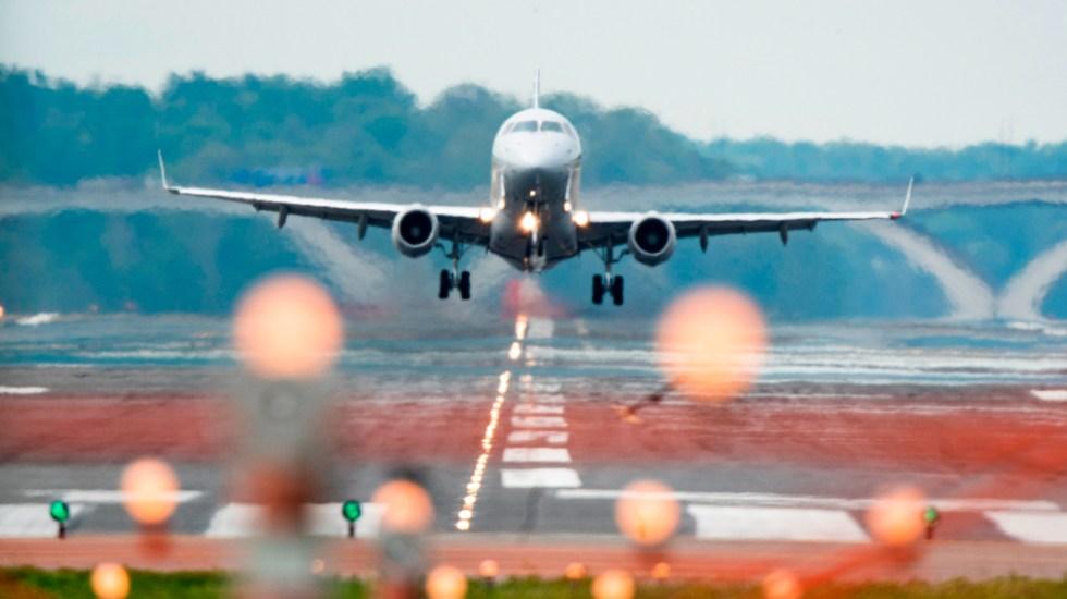 Pandemia costará al sector aéreo 201 mil 100 mdd hasta 2022 - Foto de EFE