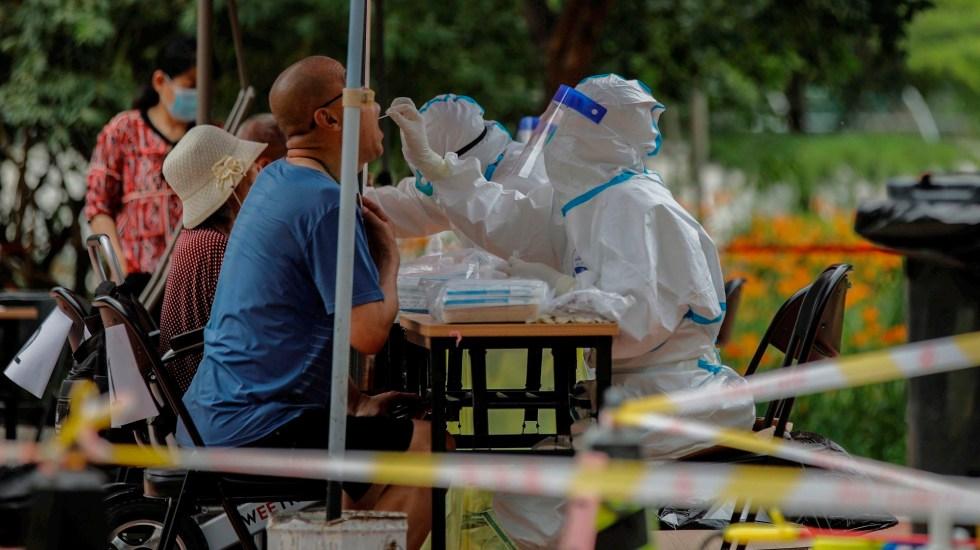 Beijing reduce casos de COVID-19; realiza más de dos millones de pruebas - Beijing coronavirus COVID-19