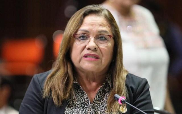 Diputada Carmen Medel y su familia dan positivo a COVID-19 - Foto de Carmen Medel