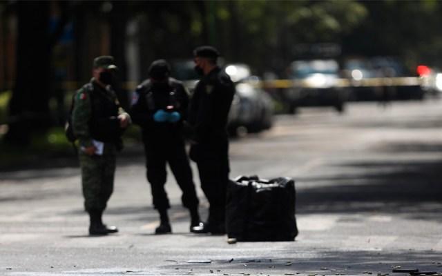 Hay 19 detenidos por atentado contra García Harfuch; el autor intelectual sería jefe de sicarios del CJNG en Tonalá - Foto de EFE