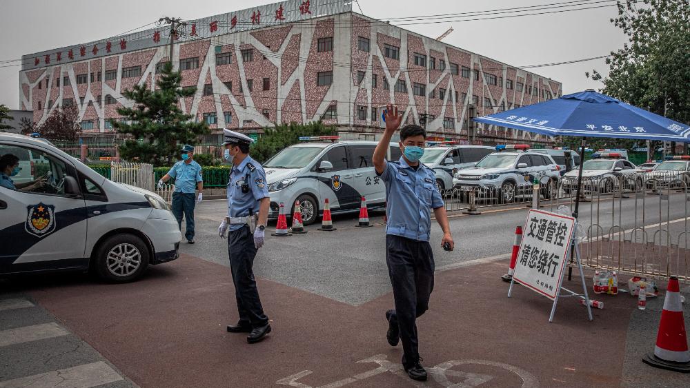Jefe epidemiólogo chino asegura que el brote de Beijing ya está controlado - Foto de EFE