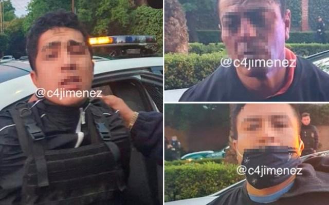 #FOTOS Los primeros detenidos tras atentado a García Harfuch - CJNG García Harfuch
