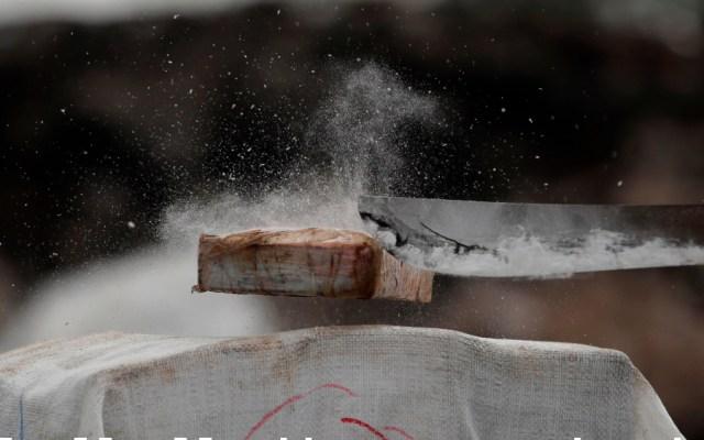 COVID-19 cambia el mercado mundial de las drogas - Foto de EFE