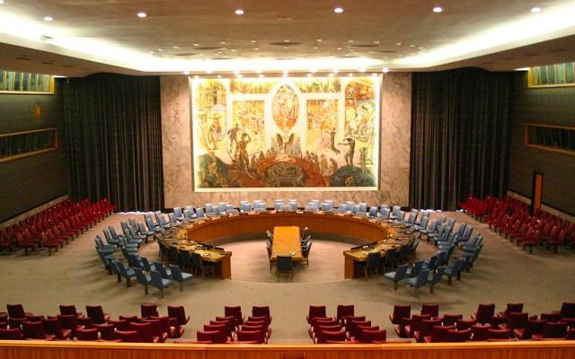 México evitará conflictos con EE.UU. en el Consejo de Seguridad de la ONU, afirma Juan Ramón de la Fuente - Consejo de Seguridad de la ONU