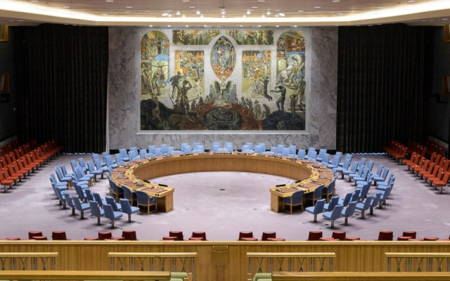 Pide el embajador Juan Ramón de la Fuente fortalecer la OMS; reitera postura contra las armas nucleares - Foto de United Nations Photo