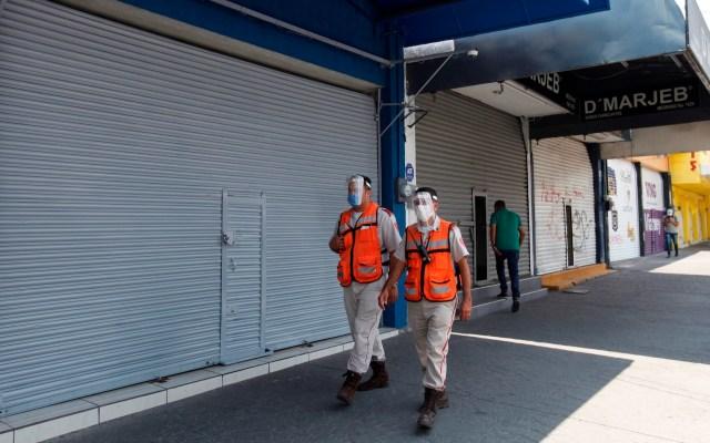 OPS alerta por aceleración de la pandemia de COVID-19 en México - Foto de EFE