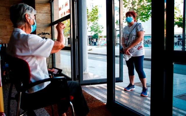 Papa Francisco pide a los jóvenes prestar atención a los ancianos en la pandemia - Foto de EFE/ Quique García