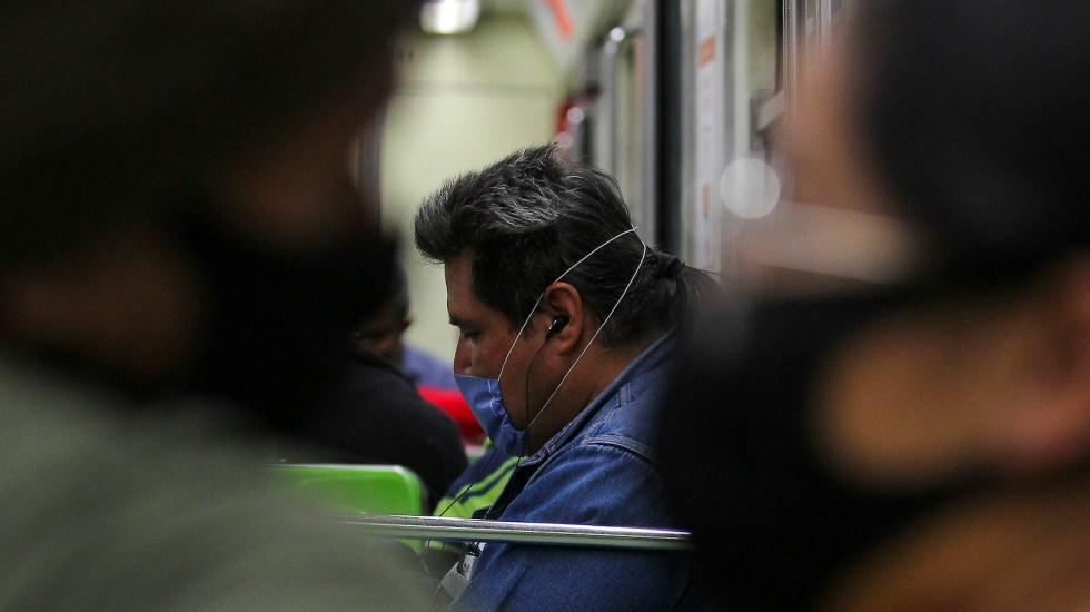 Repunta número de intubados por COVID-19 en la Ciudad de México - Foto de Notimex