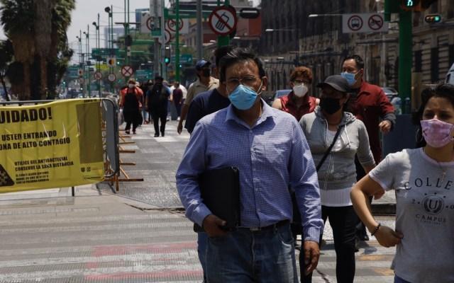 En las últimas 24 horas se registraron 4 mil 786 casos nuevos y 601 muertes por COVID-19 - COVID-19 centro CIudad de México coronavirus