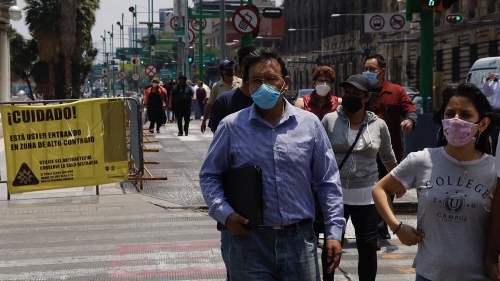 Es 'muy probable' que CDMX se mantenga en semáforo naranja, adelanta Claudia Sheinbaum - COVID-19 centro CIudad de México coronavirus