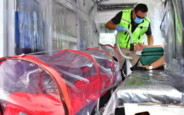 #Video México otra vez segundo lugar mundial en muertes diarias por COVID-19; se registraron 5 mil 432 casos y 648 defunciones - COVID-19 Coronavirus México pandemia epidemia enfermedad