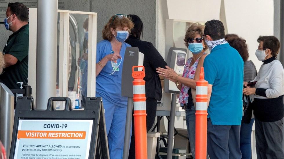 En Estados Unidos más de 900 trabajadores de salud han muerto por COVID-19 - COVID-19 coronavirus pandemia epidemia Florida
