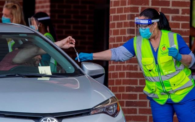 Autoridades de EE.UU. achacan repunte del COVID-19 a imprudencia de ciudadanos - Foto de EFE