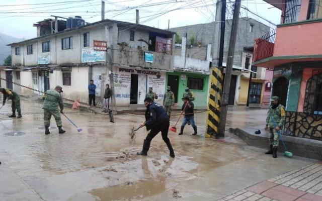 Continúan labores en Chiapas por paso de Cristóbal - Cristóbal Chiapas daños