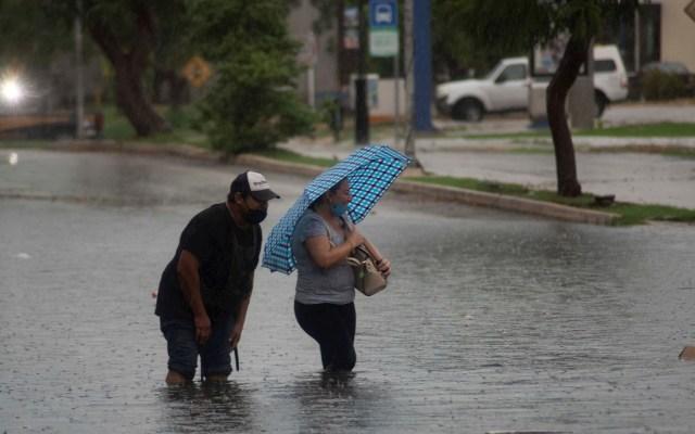Cristóbal provocará lluvias en el sureste de México; zonas de Campeche y Tabasco están en Alerta Roja - Cristóbal Yucatán inundación daños tormenta