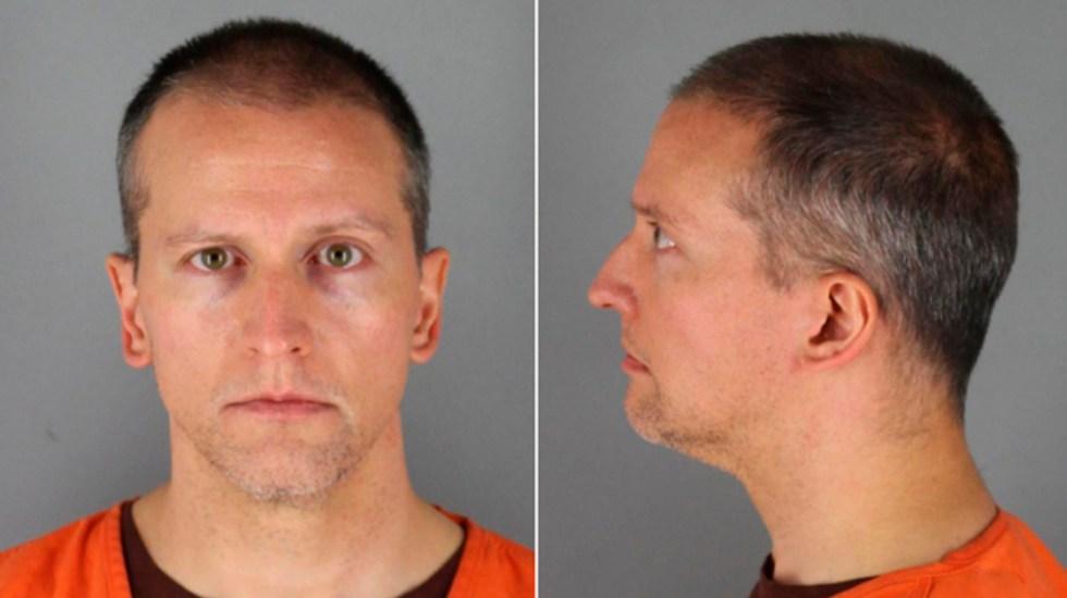 Fiscales piden 30 años de cárcel para el expolicía que mató a George Floyd - Derek Chauvin George Floyd