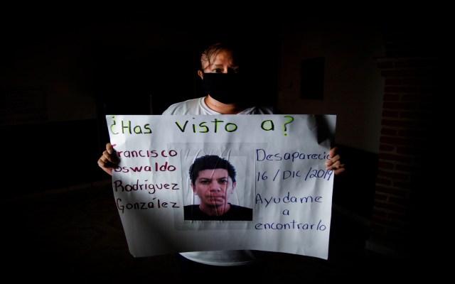 Registra gobierno 77 mil 171 personas desaparecidas en México; 2019 es el año con más denuncias - Familiares de desparecidos cuestionan la efectividad de la estrategia para la búsqueda de desaparecidos. Foto de EFE