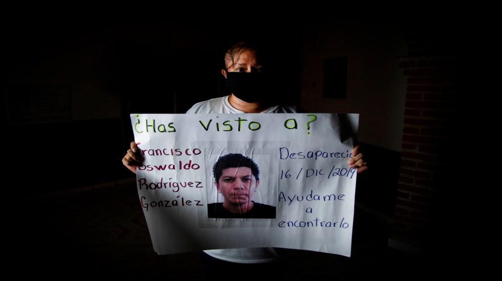 Derechos humanos y desapariciones forzadas, por Juan Ramón de la Fuente y Alma E. Santa Ana Vara - Familiares de desparecidos cuestionan la efectividad de la estrategia para la búsqueda de desaparecidos. Foto de EFE