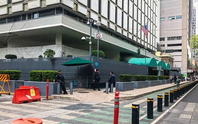 Las movilizaciones de este jueves 4 de junio en la Ciudad de México - Embajada de Estados Unidos en México