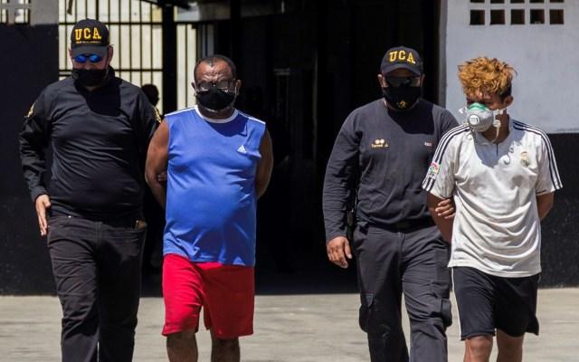 Detienen a hombre por violar a 100 niños en Venezuela - Gerardo Enrique y su cómplice, acusados de la violación de niños en Venezuela. Foto de EFE