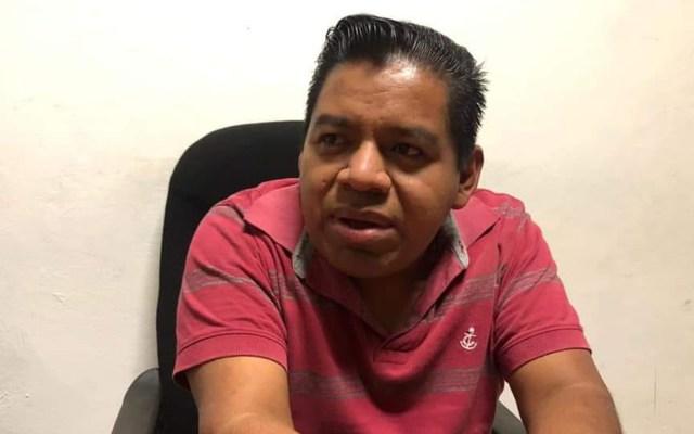 Murió por COVID-19 Gerardo Tirso Acahua, alcalde de Coetzala, Veracruz - Gerardo Tirso Acahua Apale. Foto de Facebook.