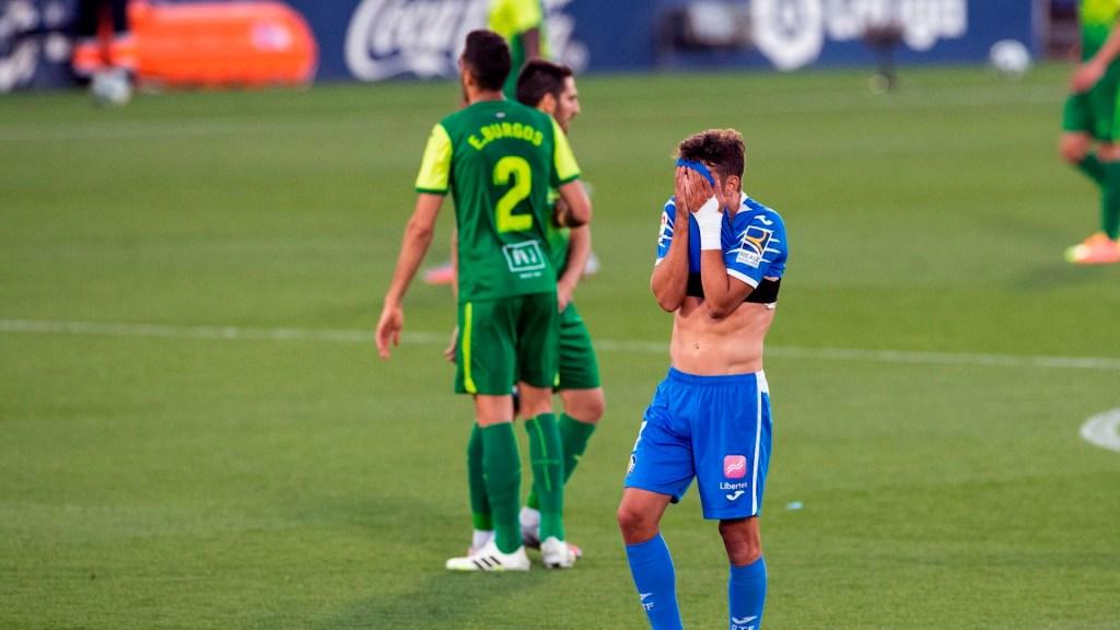 Eibar diluye el sueño de jugar Champions al Getafe