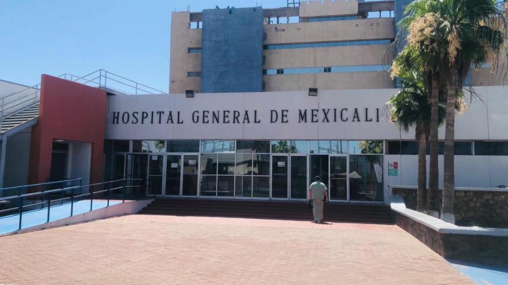 Mexicali al límite de atención hospitalaria por COVID-19; Baja California supera los 7 mil casos - Hospital General de MexicaliHospital General de Mexicali