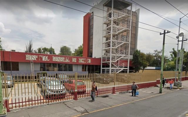 Las movilizaciones de este miércoles 10 de junio en la Ciudad de México - Hospital General de México 'Dr. Eduardo Liceaga