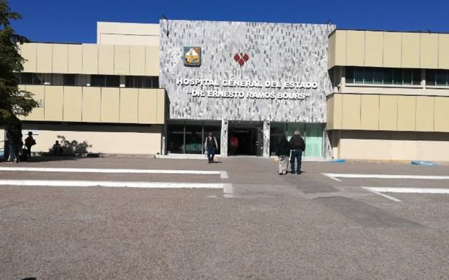 Paciente con sospecha de COVID-19 escapa de hospital en Sonora - Hospital General del Estado de Sonora. Foto de Google Maps / Humberto Gutiérrez