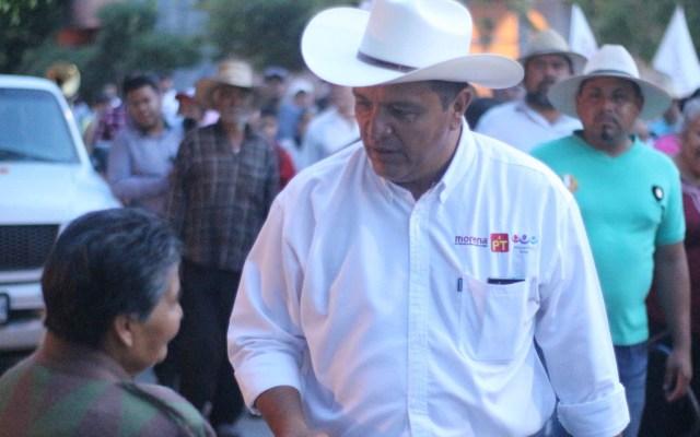 Asesinan a excandidato de Morena en Guanajuato que dirigió carta a 'El Marro' - Joel Negrete Barrera. Foto de Facebook / Joel Negrete.
