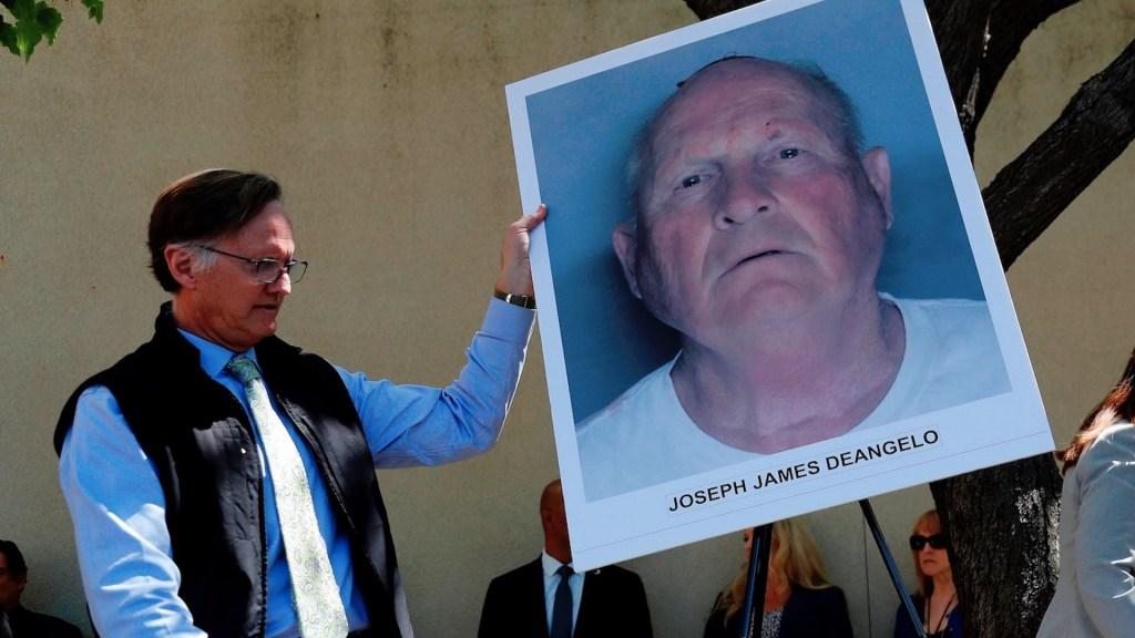 'El asesino del Golden State' se declara culpable de 13 asesinatos y 45 violaciones - Foto de EFE