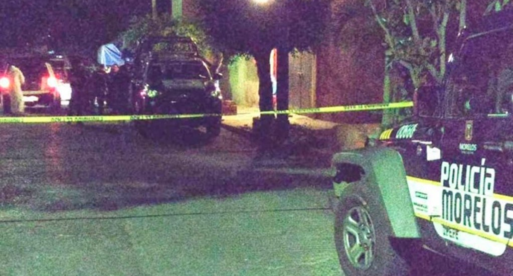 Ejecutan a dos jóvenes en Cuernavaca; uno más fue hallado embolsado en Xochitepec, Morelos - Lugar del hallazgo de los jóvenes asesinados en Morelos