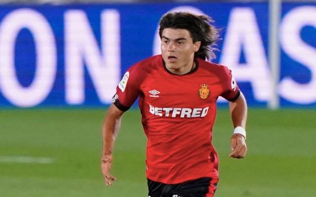 Luka Romero, nacido en México, es el futbolista más joven en debutar en LaLiga - Foto de Twitter Luka Romero