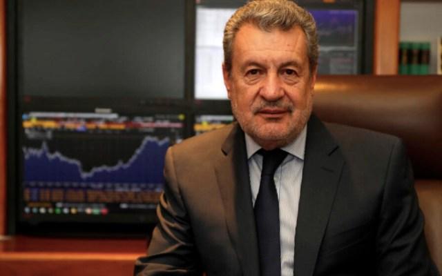 Marcos Alejandro Martínez Gavica, nuevo presidente del Consejo de Administración de BMV - Foto de Potosí Noticias