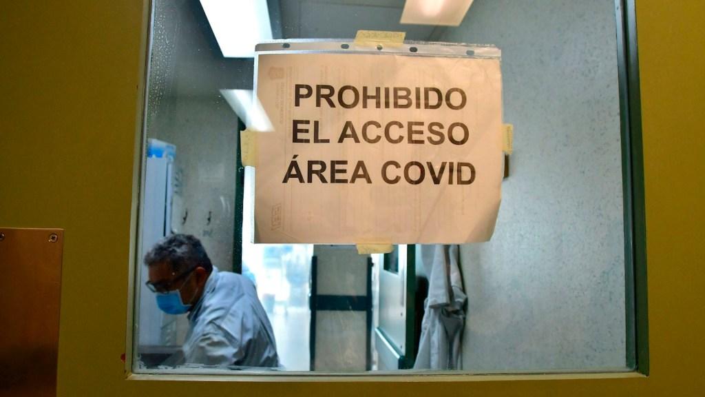 #Video El día más alto en contagios: se registraron 6 mil 288 casos nuevos por COVID-19 en México en las últimas 24 horas; suman 23 mil 377 fallecidos - México coronavirus COVID-19