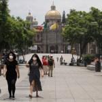 Fieles podrán festejar hasta enero a Virgen de Guadalupe: Monseñor Salvador Martínez - Foto de Notimex