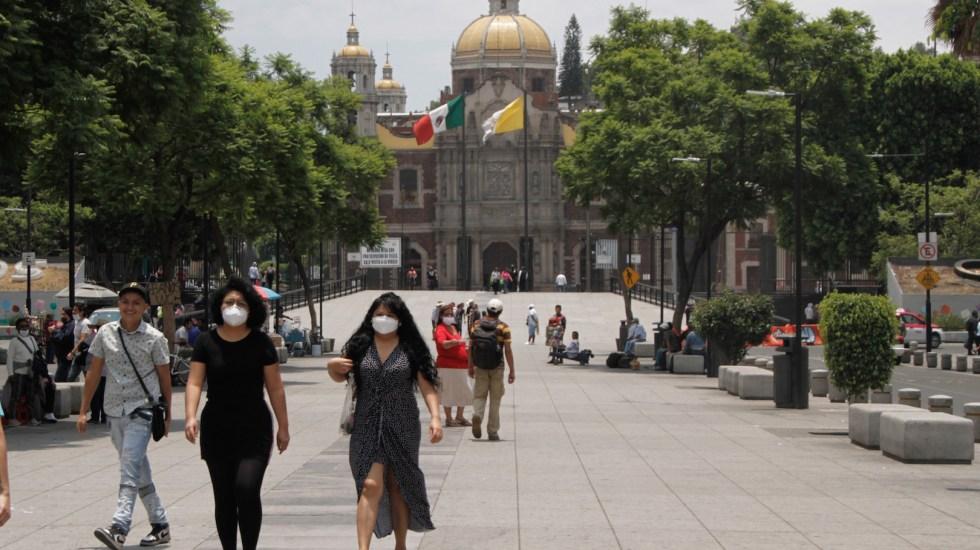 Basílica de Guadalupe permanecerá cerrada del 10 al 13 de diciembre - Foto de Notimex