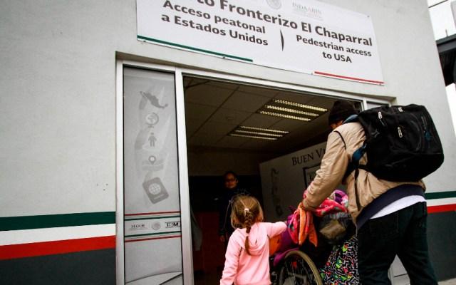Corte Suprema de EE.UU. revisará política de asilo de Donald Trump que obliga a migrantes a permanecer en México - Foto de EFE