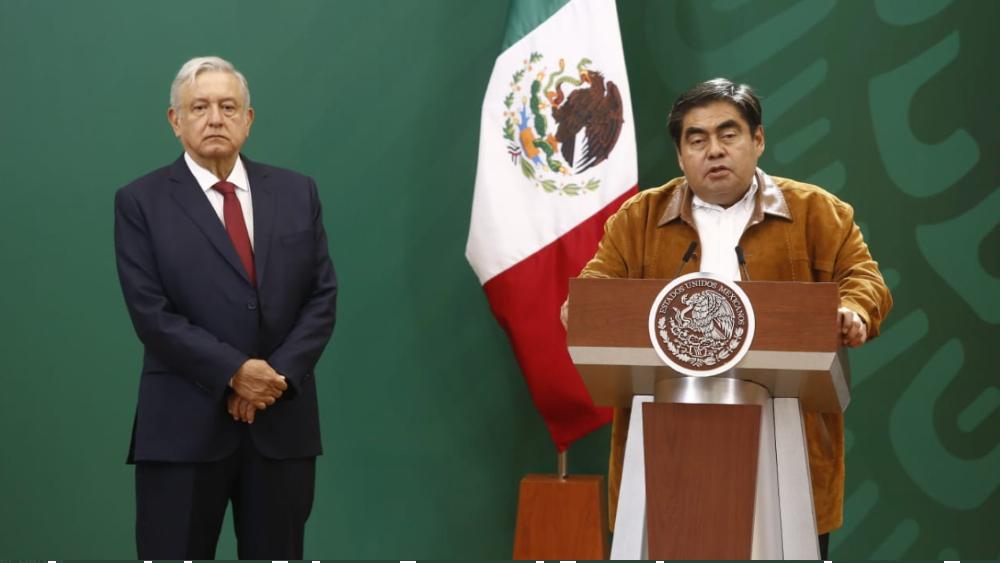 No hay crímenes cruentos en Puebla, me siento orgulloso de resultados: Barbosa - Foto de @Gob_Puebla