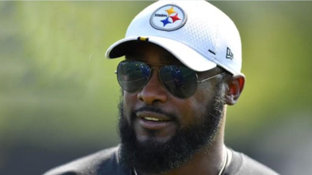 Tomlin y Steelers apoyarán a los jugadores que deseen arrodillarse - Mike Tomlin. Foto de Steelers