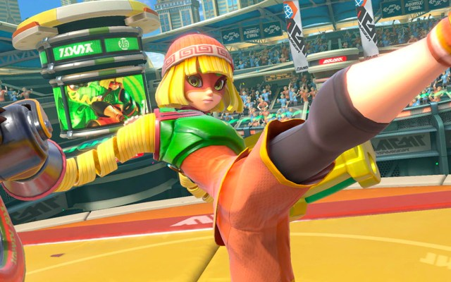 Nintendo revela a nuevo personaje de Super Smash Bros. Ultimate - Min Min, nuevo personaje que se unirá a Super Smash Bros. Ultimate