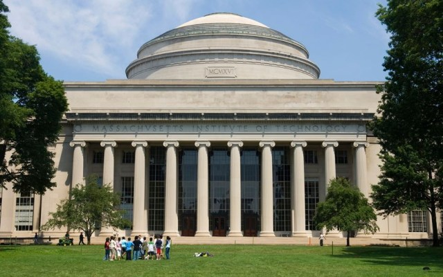 Estas son las mejores universidades del mundo - MIT Estados Unidos Universidad Massachusetts Institute of Technology